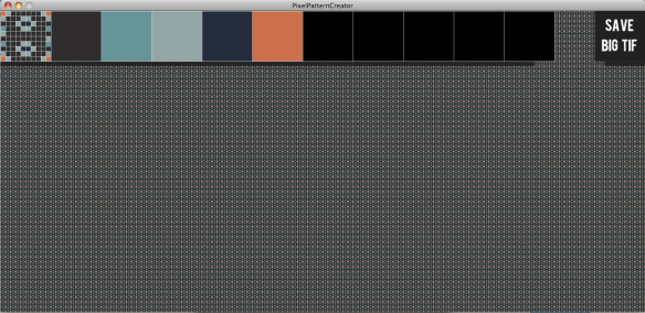 Pixel Pattern Creator